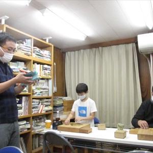 知花先生の指導対局