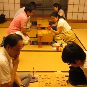 8月14日 将棋部練習会
