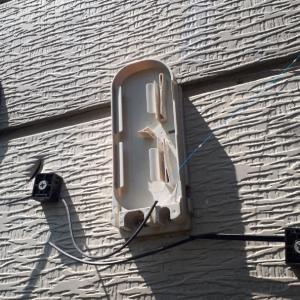 テレビも電話も使えない『SOS』
