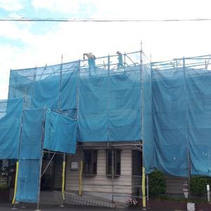 リフォーム工事 屋根外壁塗装工事