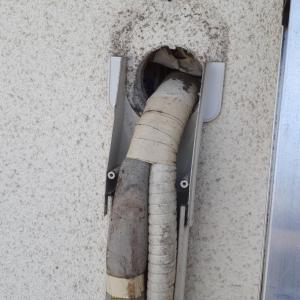 エアコン交換工事、、、