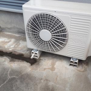 エアコンは正常に冷えています。
