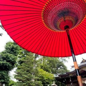 夏至*六所神社へ*