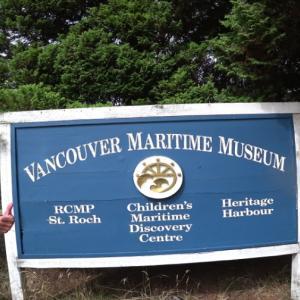 カナダワーホリ286日目 ビジター10日目 バンクーバー海洋博物館とその周辺