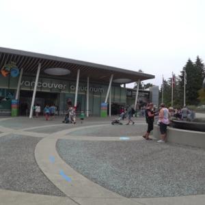 カナダワーホリ296日目 ビジター20日目 バンクーバー水族館