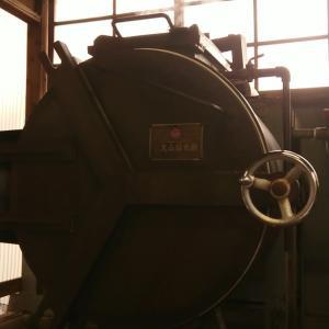 ❀淡平青戸工場は戦前の建物。風情たっぷりです