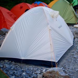 ごちそうベースキャンプ |北沢峠 長衛小屋のテント場