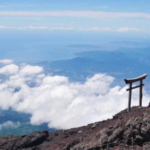 富士登山2021
