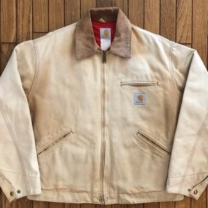 80-90年代carhartt(カーハート)「ダック地ワークジャケット」
