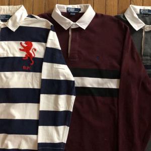 ポロラルフローレン「L/S(長袖)ラガーシャツ」