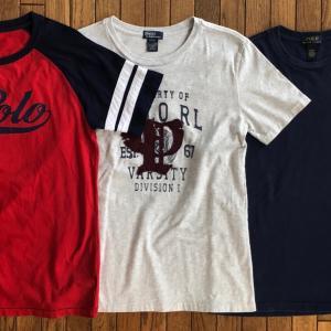 ポロラルフローレン「S/S(半袖)Tシャツ」