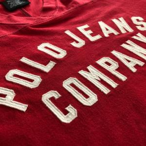 ポロラルフローレン「S/S(半袖)ボーダーTシャツ」「アメフトTシャツ」