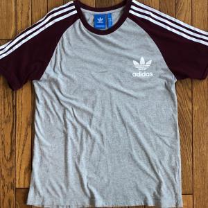 80-90年代アイルランド製 adidas(アディダス)「S/S Tシャツ」