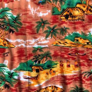 「ハワイアン(アロハ)シャツ」③ ROUNDY BAY(ラウンディベイ)