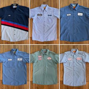 RED KAP(レッドキャップ)「S/S(半袖)ワークシャツ」MADE IN USA