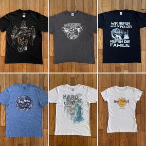ハーレーダビッドソン/ハードロックカフェ「S/S(半袖)Tシャツ」