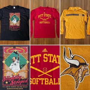NYヤンキース&アディダス「L/STシャツ」/ リーボック「NFLフーディ」