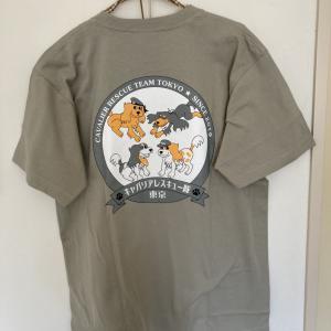【キャバリアランド情報】こんなもの出ます!その4 2021Tシャツ