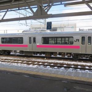 弘前で見かけた電車をいくつか