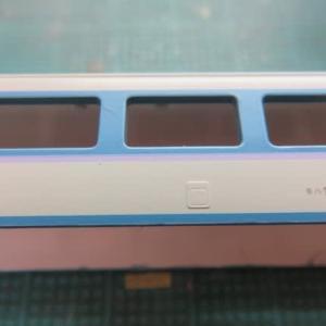 車体こまこま KATO#10-426 189系「あずさ」の色差し(その8)