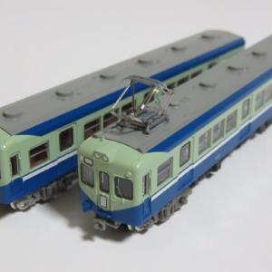 鉄コレ富士急5700系をちょっと塗る(その1)