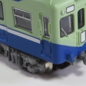 ジャンパ線を取り付ける 鉄コレ富士急5700形(その2)