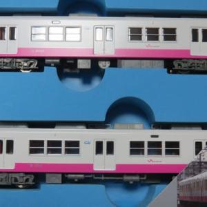 「ももたぬ」に想いを込めて マイクロエースA-3493新京成8000形の色差し(その1)