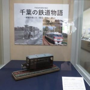 千葉県立中央博物館の展示ジオラマ