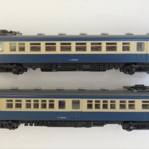 またしてもKATO製飯田線の旧型国電