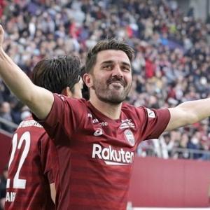 【速報】元スペイン代表で神戸FWビジャ、現役引退を表明「サッカーに引退させられるのではなく、自分でサッカーを引退したい」(関連まとめ)