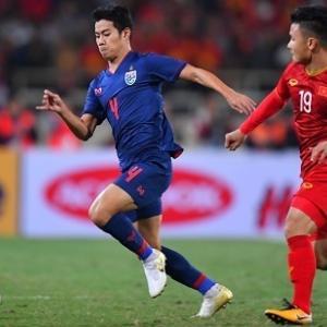 西野監督のタイ代表、ティーラトンPK失敗がひびきベトナムと0-0ドロー!3位後退 本田圭佑率いるカンボジアは香港に敗れ4連敗(関連まとめ)