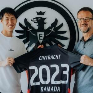 鎌田大地、フランクフルトと契約延長が決定!2年間延長し2023年までの契約に「さらに成長していきたい」(関連まとめ)