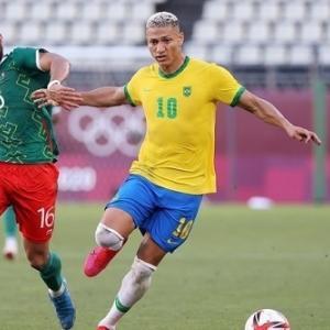U24ブラジル、延長PK戦の末にメキシコ下す!五輪3大会連続での決勝進出