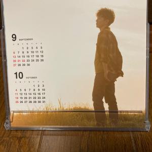 木村さんのカレンダー