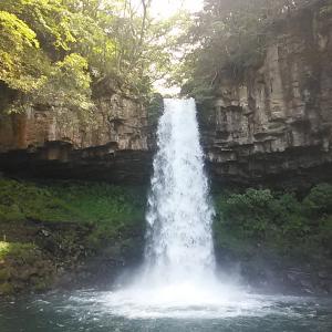萬城の滝で涼んできた!