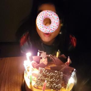 誕生日パーティー♪