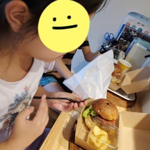 ハンバーガーランチ☆