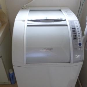 洗濯機 選手交代