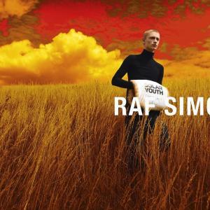 RAF SIMONS Fall/Winter 2020 campaign