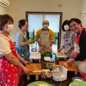 【発酵料理教室 醤油麹&発酵エキス】 開催しました。