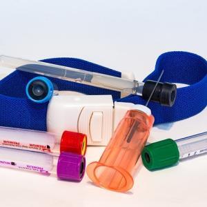 採血の止血テープも年々進歩してきてる?