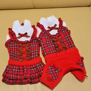 D.W.Bambinoさんの新作クリスマスファッション