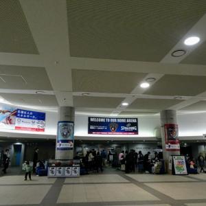 「時間制限」【2/12横浜国際プール】横浜75-93秋田