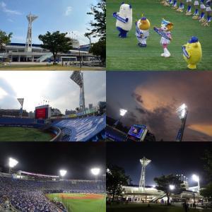 「みんなの力で」【8/16横浜】横浜DeNA4-7東京ヤクルト