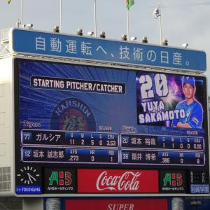 「ギブアップ」【9/8横浜-STAR☆NIGHT-】横浜DeNA7(特別ルール延長10回)7阪神