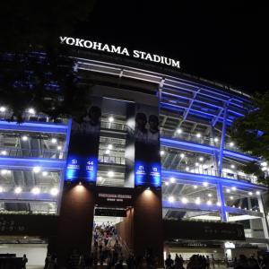 「一番近くで、一番熱く」【9/11横浜-BLUE FRIDAY-】横浜DeNA2-3中日