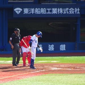 「You're my Hero」【10/25横浜】横浜DeNA3-0広島