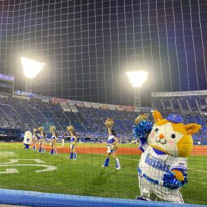 「CHEER UP」【4/22横浜】横浜DeNA0-1中日