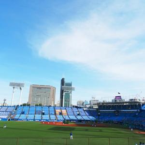 「守る。」【8/12神宮】東京ヤクルト5×-4横浜DeNA