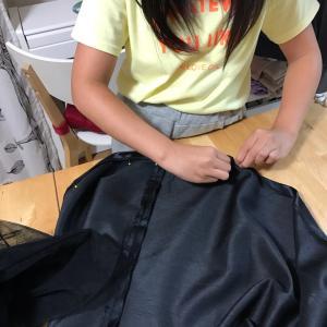 一生懸命な姿も〜6年生のお裁縫〜